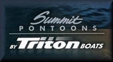 Summit Pontoon Boats by Triton Boats - Available at Tri State Marine