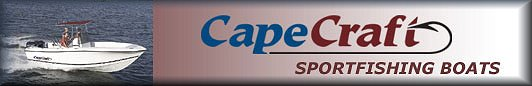 Cape Craft Sport Fishing Boats - Available at Tri-State Marine